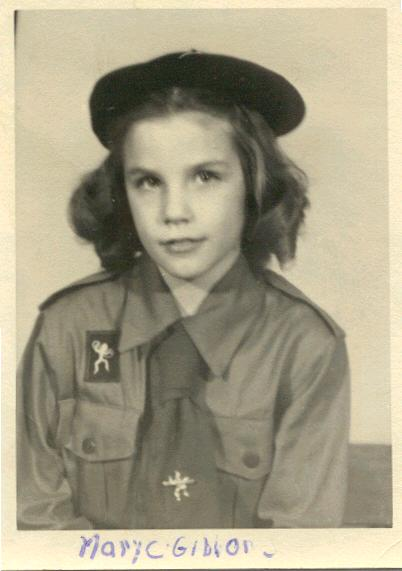 My Mother In Uniform