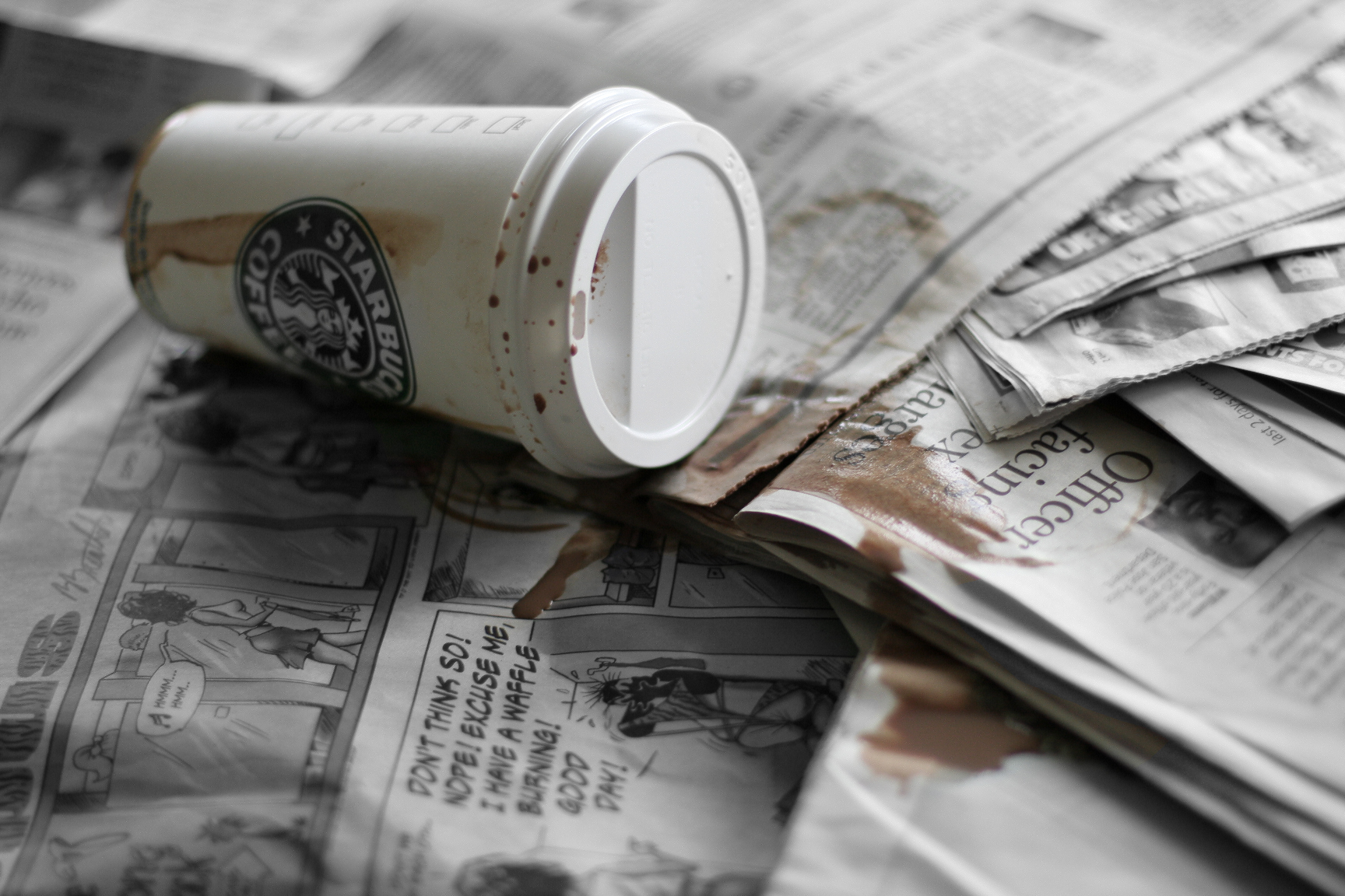 Coffee Spill Diverts United Airlines Flight - Pilot Spilled