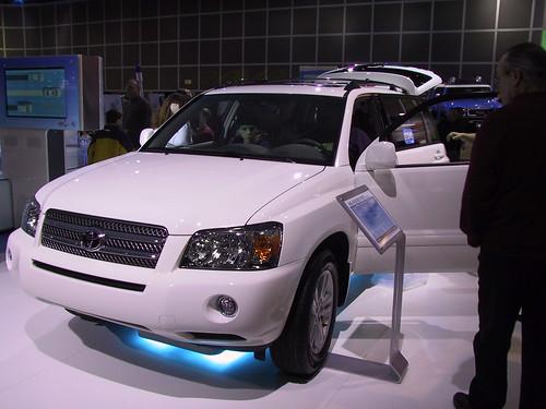 7 Passenger Vehicles List