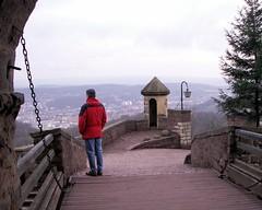 121905Wartburg56 (lyricsart) Tags: wartburg germany castle drawbridge gate