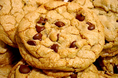 Cookies (Heather Leah Kennedy) Tags: food cookies dessert baking cookie chocolate chips chip