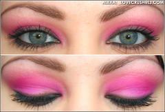 cool pink azalea pink opal