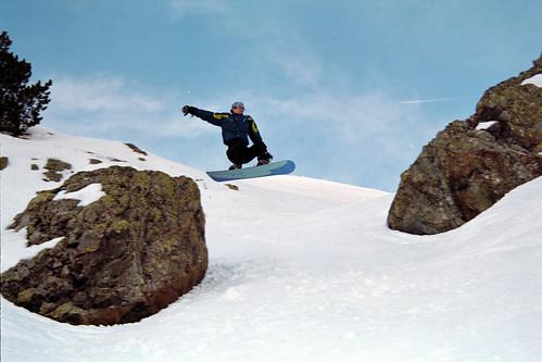de esquí en Aragón