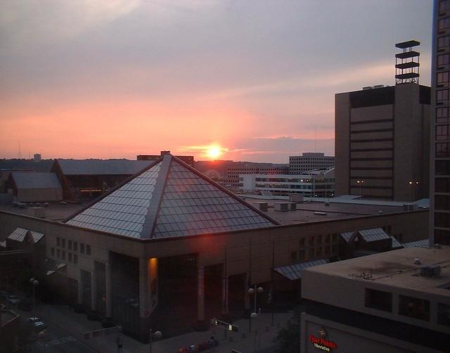 9:15 Sunset