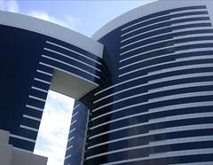 Grand Hyatt - Dubai (Zulpha) Tags: building up architecture hotel dubai grandhyatt nikone995