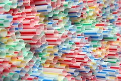The Last Straw(s) (LexiJoy) Tags: macro drink straw straws sip