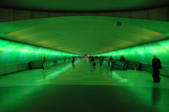 Space Age Passage (caribb) Tags: flying travel airports airplanes dtw tunnel colourful colours airporttunnel detroit michigan beautiful cool wow great powerful cinematic green vert colour color colorful light futuristic sophisticated spaceage 21stcentury modern artistic eyecatching pedway futur future wonderful different amazing joli nice stunning passage movingsidewalks groundwalkways colourfulenvironment usa unitedstates theunitedstatesofamerica america us connection connectingpassengers travellers travelers passengers fliers flyers airlinepassengers enroute walking people topv111 topv999 1111v11f unreal unrealcolours vibrant airport aeroport aviation arienne voyages excellent airplane aircraft aircrafts airliner airliners plane planes jet jets aeroplane aeroplanes jetliner jetliners avion lesavions wing wings tail engines motors cockpit fuselage landinggear flaps rudder nosegear flugzeug aeroplano   vliegtuig    avio  aeropuerto 0x1c6324 flughafen aeroporto luchthaven aroport