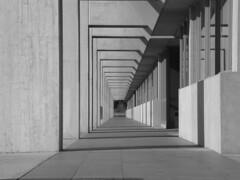perspective (M A R C O_o) Tags: blackandwhite white black university grigio universit perspective grayscale cemento bianco nero architettura achitecture biancoenero friuli prospettiva udine uniud