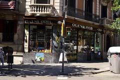 QUEVIURES MÚRRIA (Yeagov_Cat) Tags: barcelona catalunya carrerrogerdellúria colmadomúrria queviures múrria colmado jmúrria 2015
