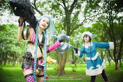 Jinx x Lulu (minh_duc91) Tags: game lulu cosplay vietnam legends jinx league