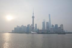 The Bund walk (Stephan Alberola) Tags: china shanghai pudong  bund worldfinancialcenter orientalpearltower  swfc waitan