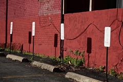 Reserved Parking (2bmolar) Tags: pottsville schuylkillcounty