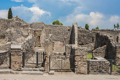 Residences and Business in Pompeii (Artotem) Tags: travel italy architecture ruins europe disaster pompeii vesuvius archeology traveler 2015
