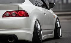 Honda (waqaralimh) Tags: red white car honda cool awesome cream rx dillons worldcars