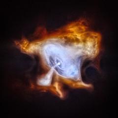 NASA's Chandra X-ray Observatory Celebrates 15th Anniversary (Smithsonian Institution) Tags: nasa astronomy supernova crabnebula chandra supernovaremnant chandraxrayobservatory