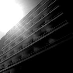 169. alles nur fassade (joe.laut) Tags: bw juni architecture square blackwhite diagonal sw schwarzweiss fassade 2015 project365 incoloro joelaut darksideoflife 3652015