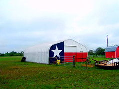Texas Flag Building