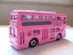 TOMICA DAIMLER FLEETLINE NO12 TOMICA FACTORY SHOP 1/64 (ambassador84 OVER 7 MILLION VIEWS. :-)) Tags: bus daimler fleetline londonbus diecast britishleyland tomica トミカ daimlerfleetline