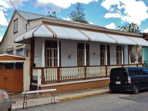 #34 Ruiz Belvis St. Coamo, Puerto Rico.