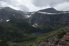 """Razoredge Mountain and Medicine Grizzly Lake • <a style=""""font-size:0.8em;"""" href=""""http://www.flickr.com/photos/63501323@N07/19593338328/"""" target=""""_blank"""">View on Flickr</a>"""