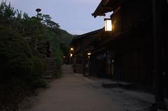 Tsumago dawn 4