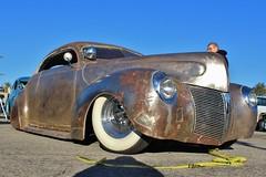 Mooneyes X-Mas Party 2014 (USautos98) Tags: mercury 1940 hotrod custom streetrod merc leadsled