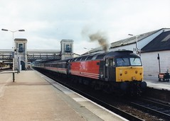 47827 (Sparegang) Tags: 47827 class47 478 brushtype4 sulzer crosscountry exeterstdavids 47251 474 1999