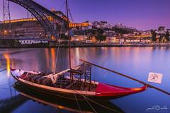 Memories... (paulosilva3) Tags: portugal glass canon landscape eos boat barco cityscape porto lee pro filters waterscape 6d polariser rabelo longexpos