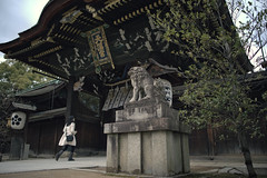 Tenman-g   Japan Kyoto . . HDR  DSC_5825 (Ming - chun ( very busy )) Tags: road travel building japan nikon kyoto blossom 28mm   kitano nikkor f18     hdr    d800 streetshot 28mmf18    traveljapan        streetsnap   streetscence   tenmang nikon28mmf18  nikon28mm18   f1828mm