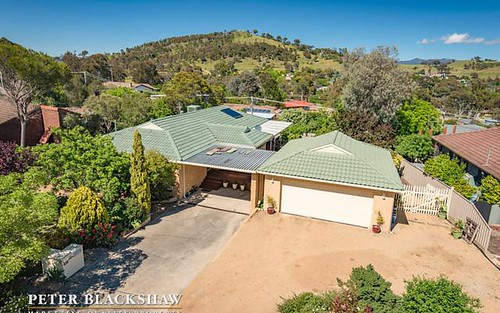 10 Hamersley Place, Fisher ACT 2611