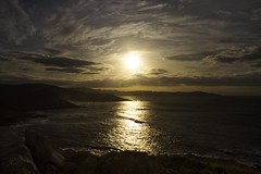 A Costa da Morte (Miguel Pintor) Tags: galicia acoruña atlantic ocean europe sunset nature sun coast
