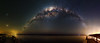 Milky Way setting over Lake Clifton, Western Australia (inefekt69) Tags: lake clifton mandurah reflections water panorama stitched mosaic microsoft ice milky way cosmology southernhemisphere cosmos southern westernaustralia australia dslr long exposure rural nightphotography nikon stars astronomy space galaxy astrophotography outdoor milkyway core great rift ancient sky 50mm d5100 magellanicclouds large small magellanic cloud night airglow lakeclifton explore explored