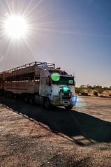 Nanutarra Roadhouse (Richard Mart1n) Tags: travel truck truckin sun sunset landscape awesome westernaustralia australia abstract nikon d5000