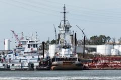 PACIFIC AVENGER (Matt D. Allen) Tags: tugboat houstonshipchannel shipspotting tugs maritime kirby marine
