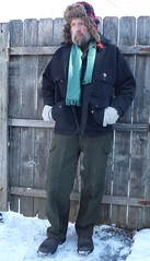 12-14-2016 Today's Clothes (Michael A2012) Tags: this mans winter style filson double mackinaw cruiser coat vest bibs tretorn swedish cabelas asheville