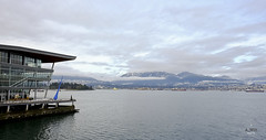 View from Canada Place (A. Wee) Tags: vancouver 温哥华 canada 加拿大 bc britishcolumbia 卑寺省 convention centre coalharbour