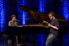 Instrumental Sesc Brasil - 201645 - Kevin Hays e Sergio Krakowski (20) B (SescTV) Tags: show vídeo instrumental