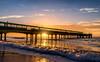Boscombe pier - Sunrise (Anthony White) Tags: bournemouth england gb dorsetuk beach pier sky sunrise waves light seaside nature natur sun sand water