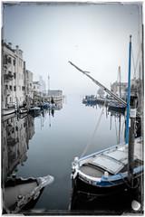 chioggia (MORETTO GIANLUCA www.morettogianluca.com) Tags: nebbia chioggia fog mare venezia moretto relax time winter sea reflex