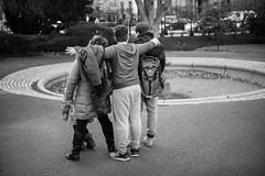 Close (votsek) Tags: 2016 westend boston nikond750 nikkor50mm publicgarden people urban street group park monochrome blackandwhite