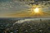 Bagan Dawn (gerard eder) Tags: world travel reise viajes asia southeastasia myanmar landscape landschaft paisajes bagan dawn sunrise ballooning