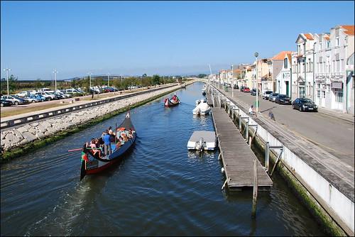 Ría de Aveiro (29-7-2013)