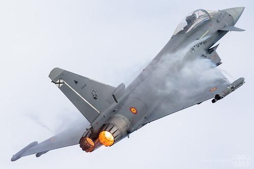Eurofighter Typhoon C.16-42 14-08 Ala 14 Spanish Air Force
