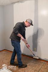 Allen_Fam_1_18_HFHECO-8.jpg (habitateco) Tags: allen family volunteer paint grove city college habitat for humanity east central ohio