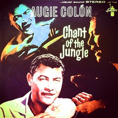 Chant of the Jungle (davidgideon) Tags: vinyl lps records exotica