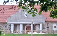 Turaida 42 ((krungadoren)) Tags: building tree fence swastika turaidamuseumreserve turaidasmuzejrezervāts livinghistory history museum turaida latvia 2014