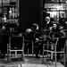 Cafe life - Explored (Matthew Johnson1) Tags: street birmingham outdoor city cafe cafelife coffee people interaction lookingin lookingout starbucks