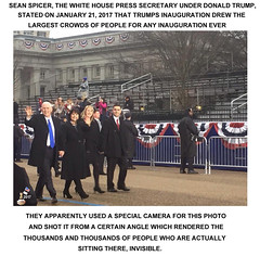 TRUMP'S INAUGURATION DAY CROWDS (The Devils in the Details) Tags: donaldtrump kellyanneconway seanspicer inauguration hanksywashingtondc cia gop isis vladimirputin russia sexdrugsandrockandroll hillaryclinton plannedparenthood bigot dumptrump thewalkingdead republican pedophile mikepence washingtondcwomensmarch badhombre conservative rape riencepriebus donaldmcgahn stevenbannon frankgaffney jeffsessions generaljamesmattis generaljohnkelly stevenmnuchin andypuzder wilburross cathymcmorrisrodgers twitter mitchmcconnell ktmcfarland mikepompeo nikkihaley betsydevos tomprice scottpruitt seemaverma trumptower oligarchy marriageequality kukluxklan daryldixon newyorkcity melaniatrump riggedelection jihad terrorist taliban mexicanwall racism confederateflag nazi islam freedom berniesanders americannaziparty therollingstones democrat civilrights tednugent tempertantrum thewizardofoz abortion tinfoilhatsociety tyrant foxnews merylstreep liberal alecbaldwin