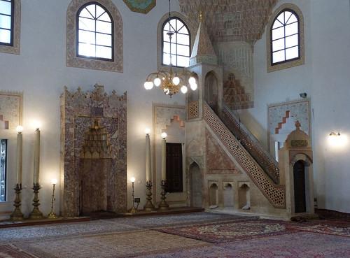 Szarajevó, Gazi Huszref bég dzsámi