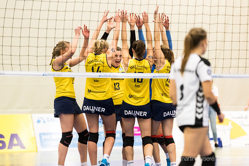 "3. Heimspiel vs. Volleyball-Team Hamburg • <a style=""font-size:0.8em;"" href=""http://www.flickr.com/photos/88608964@N07/32694279031/"" target=""_blank"">View on Flickr</a>"
